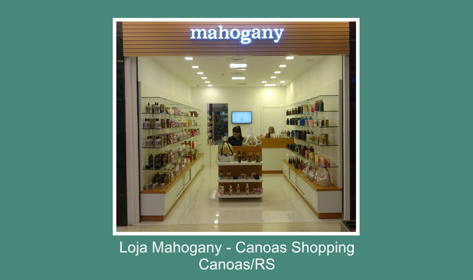 Mahogany - Canoas Shopping